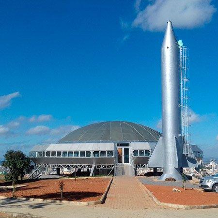 Foto do Memorial do ET