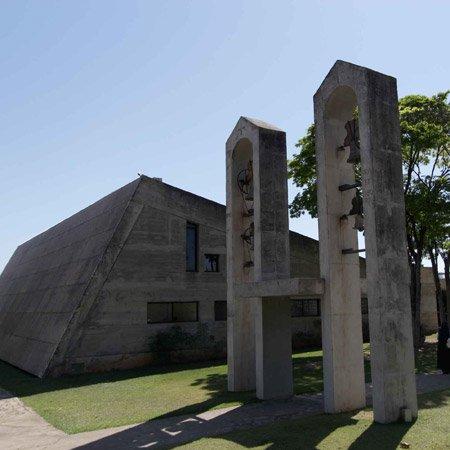 Foto do Mosteiro de São Bento