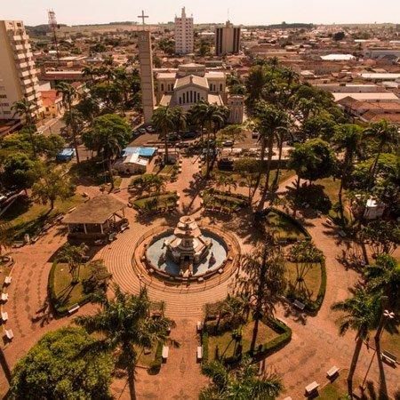Foto da Praça Matriz