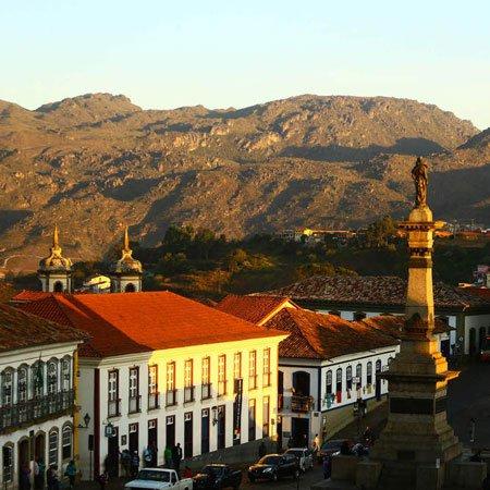 Foto da Cidade de Ouro Preto