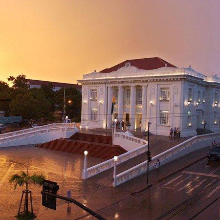 Foto da Palácio do Rio Branco