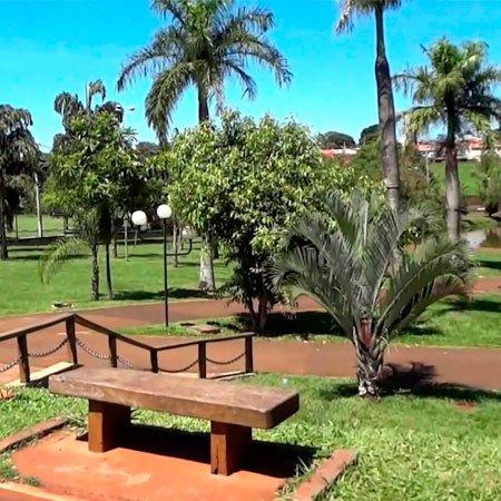 Foto do Parque Ecológico