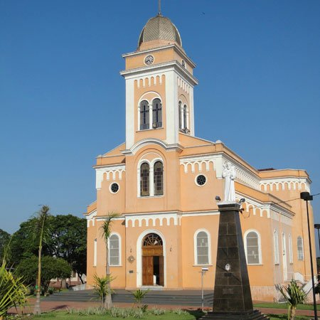 Foto da Paróquia São Sebastião