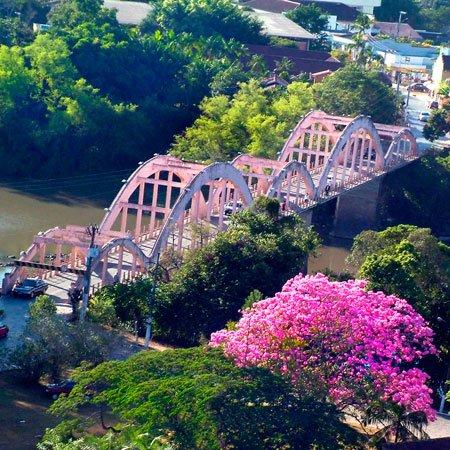 Foto da Ponte dos Arcos