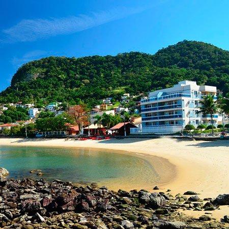 Foto da Praia de Ibicuí