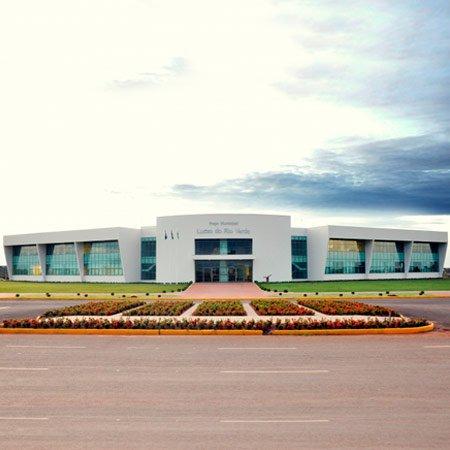 Foto da Prefeitura de Lucas do Rio Verde