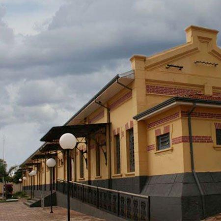 Foto da Estação de Trem