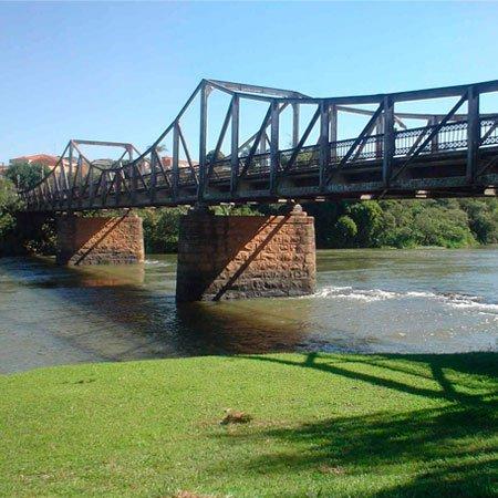 Foto da Ponte Euclides da Cunha