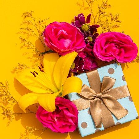 Bolos e Presentes criativos de Aniversário