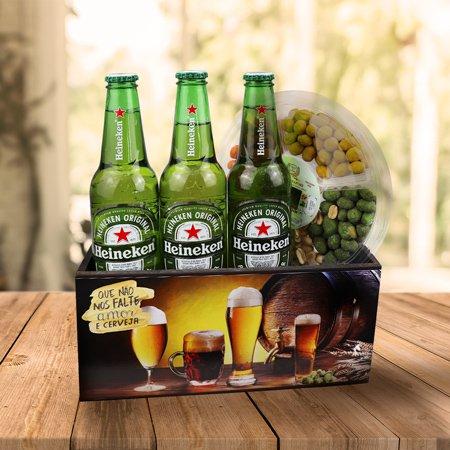 Cesta de Cerveja para Homem
