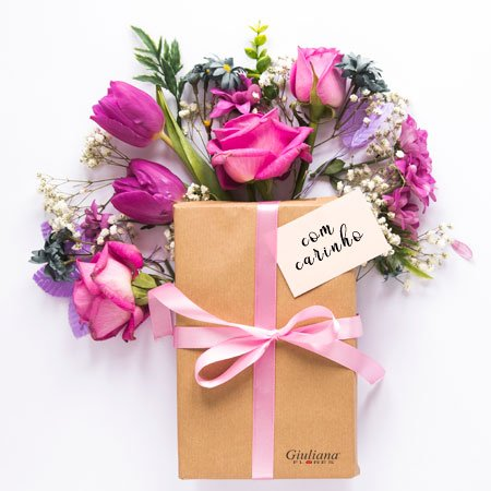 Flores e Presentes