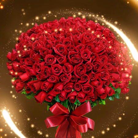 Mega Buquê de Rosas