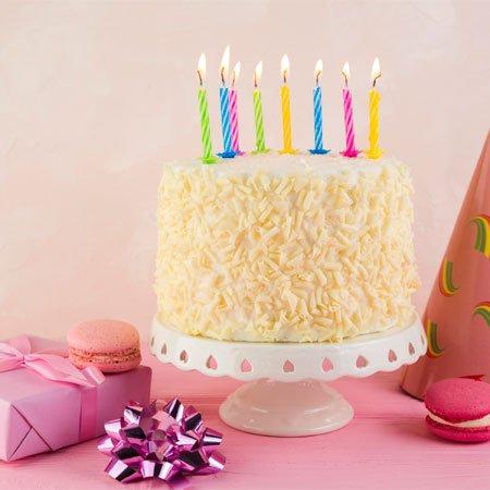 Bolos e Presentes de Aniversário