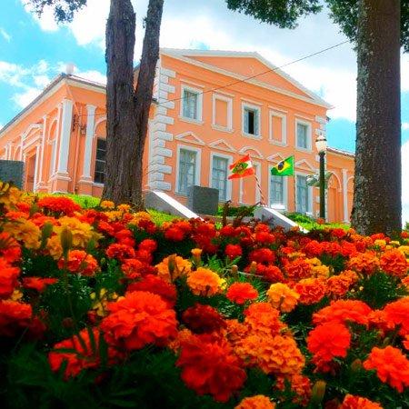 Foto da Cidade de São Bento do Sul - Museu Municipal Dr. Felippe Maria Wolff