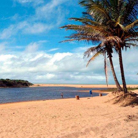 Foto da Cidade de Linhares - Praia Ponta do Ipiranga