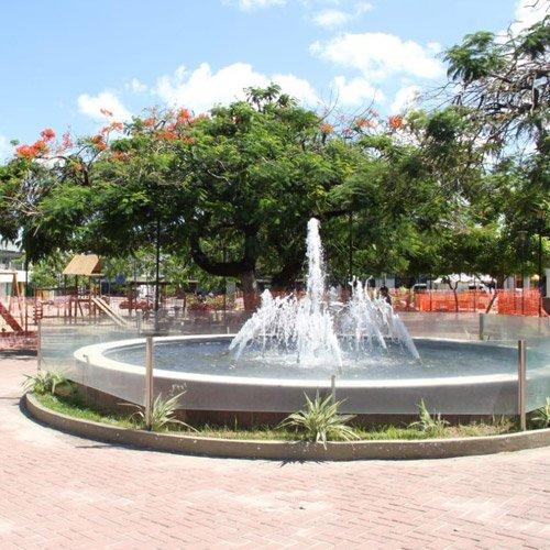 Foto da Cidade de Abreu e Lima - Praça Central