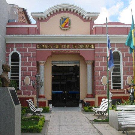 Foto da Cidade de Caruaru - Câmara Municipal