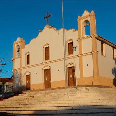 Foto da Cidade de Santana - Igreja Matriz