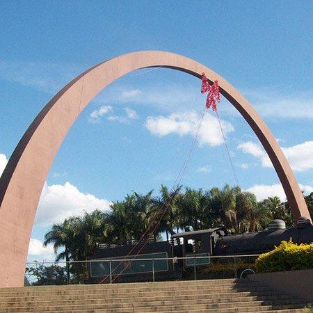 Foto da Cidade de Itabira - Praça Areião
