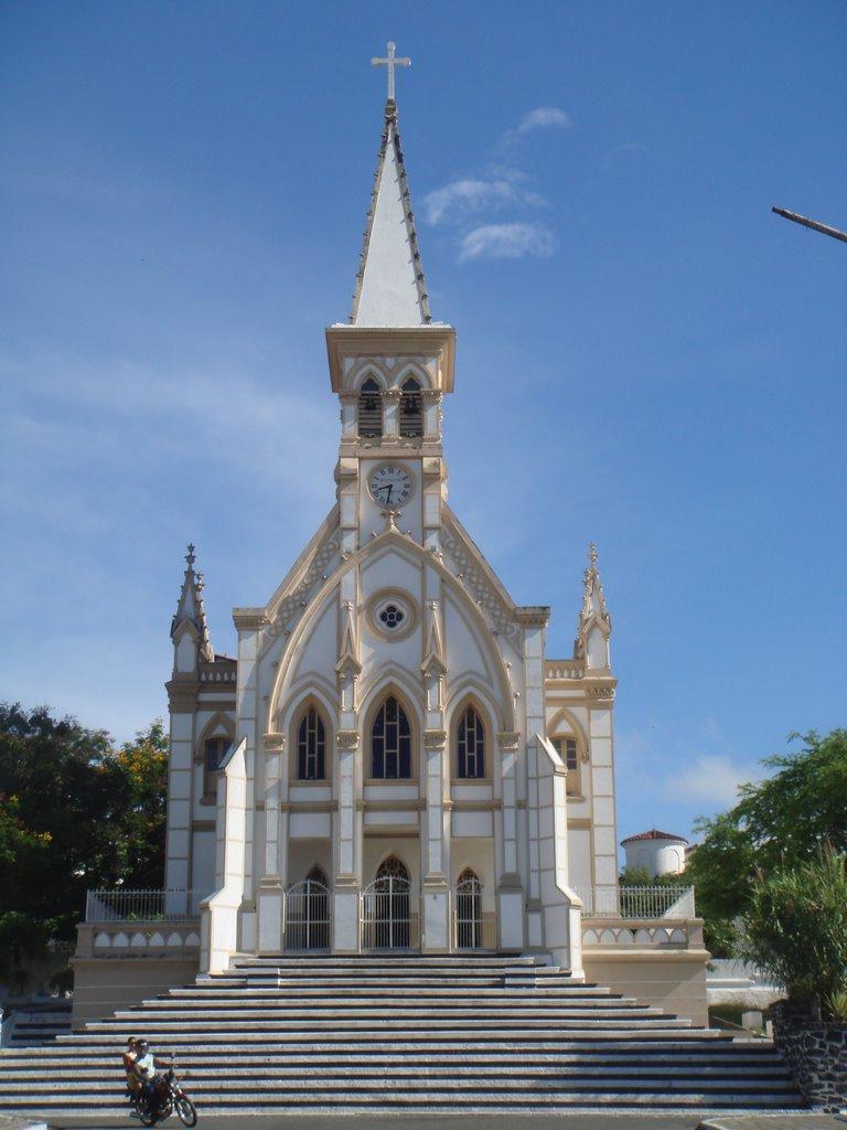 Foto da Cidade de Jequié - Catedral Santo Antônio de Pádua
