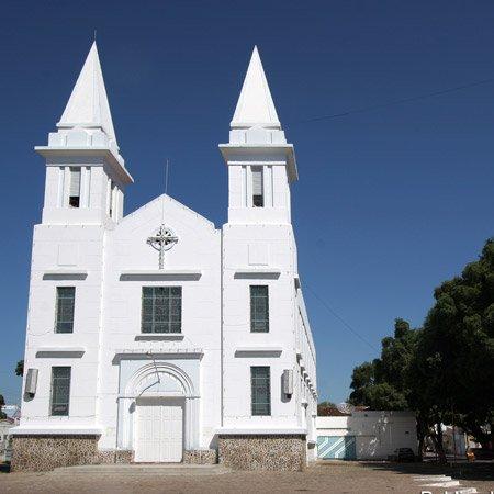 Foto da Cidade de Juazeiro - Paróquoa Nossa Senhora das Grotas
