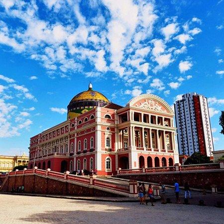 Foto da Cidade de Manaus