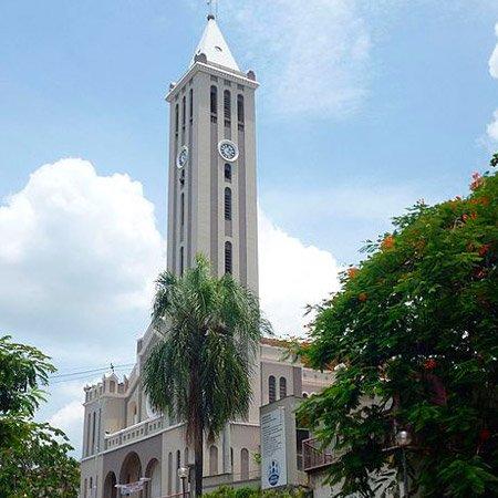 Foto da Cidade de Muriaé - Igreja Matriz