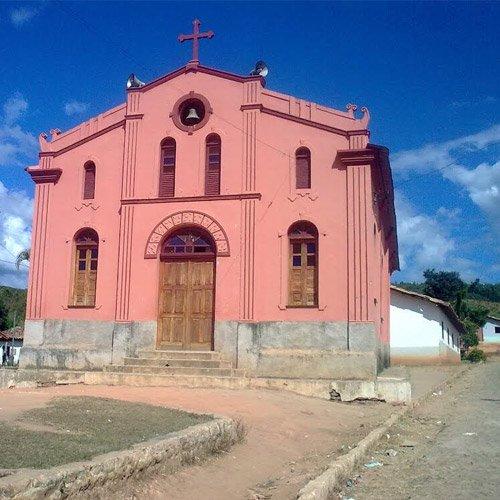 Foto da Cidade de Novo Cruzeiro - Igreja Matriz