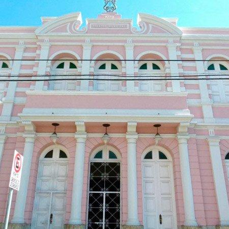 Foto da Cidade de Pouso Alegre - Teatro Municipal