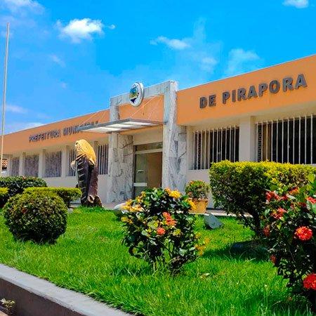 Foto da Prefeitura da Cidade de Pirapora