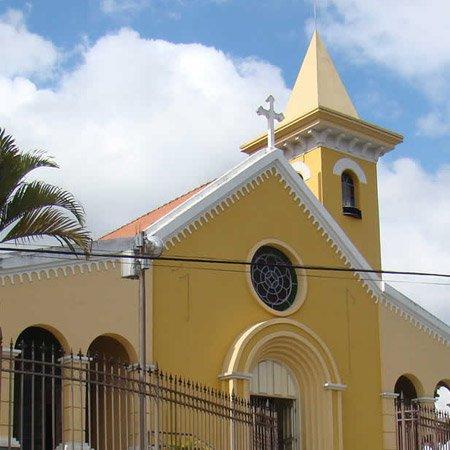 Foto da Cidade de Ribeirão das Neves - Paróquia Nossa Senhora