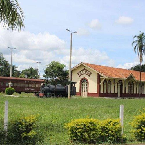 Foto da Cidade de Sete Lagoas - Museu Ferroviário