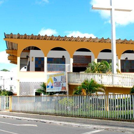 Foto da Cidade de Simões Filho - Igreja Matriz