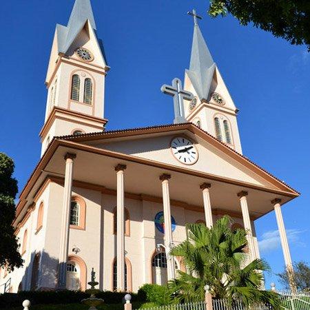 Foto da Cidade de Ubá - Igreja Nossa Senhoa do Rosário