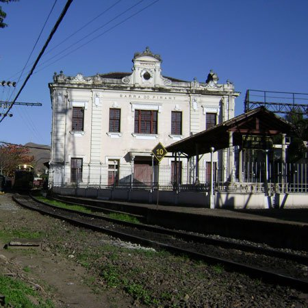 Cidade de Barra do Piraí