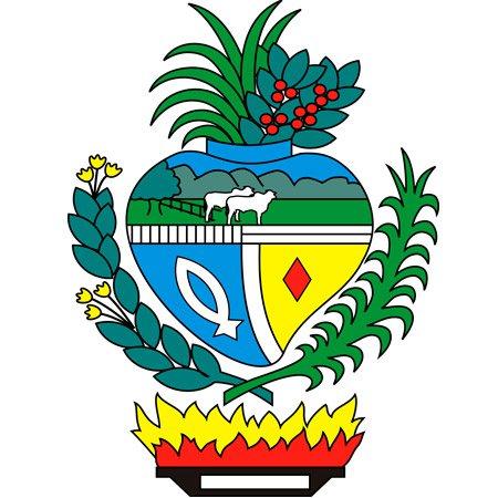 Foto do Brasão do Estado de Goiás