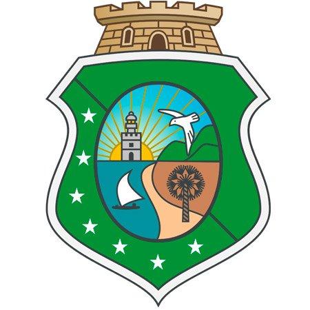 Foto do Brasão de Estado do Ceará