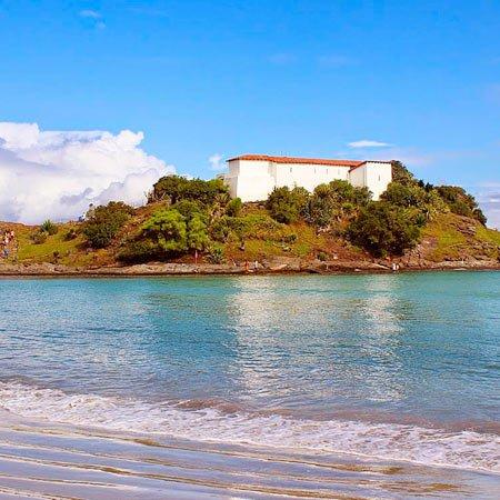 Foto da Praia das Conchas
