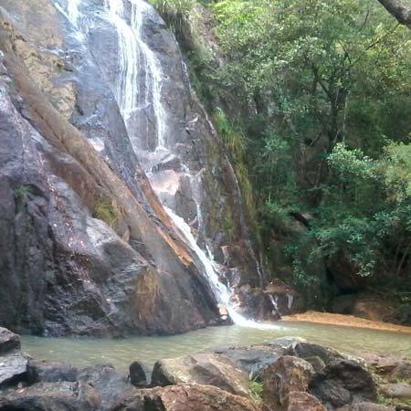 Foto da Cachoeira da Escadaria