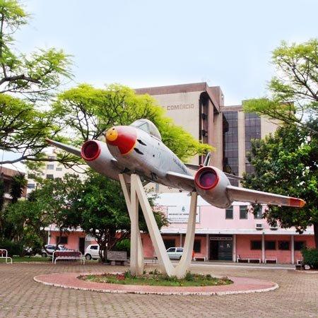 Foto da Praça do Avião