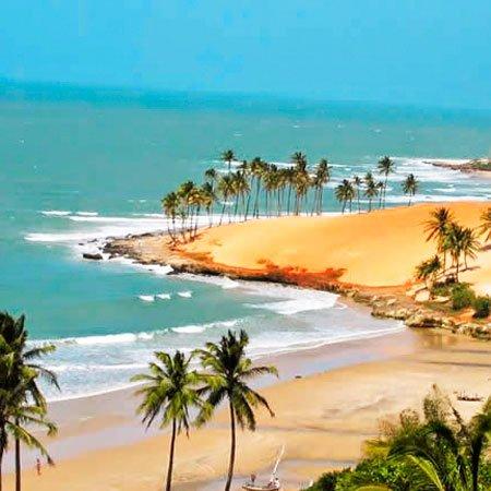 Foto da Praia de Cumbuco