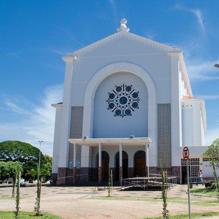 Foto da Igreja Matriz