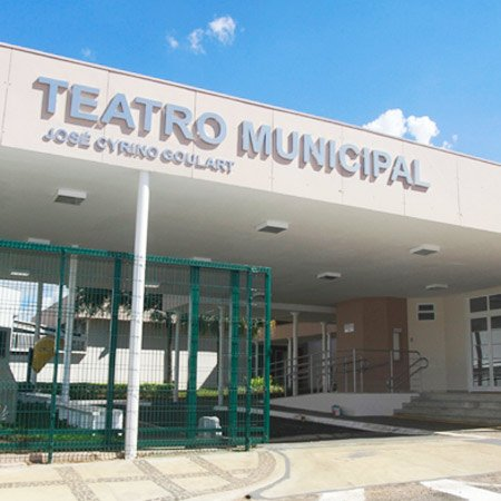 Foto do Teatro Municipal José Cyrino Goulart