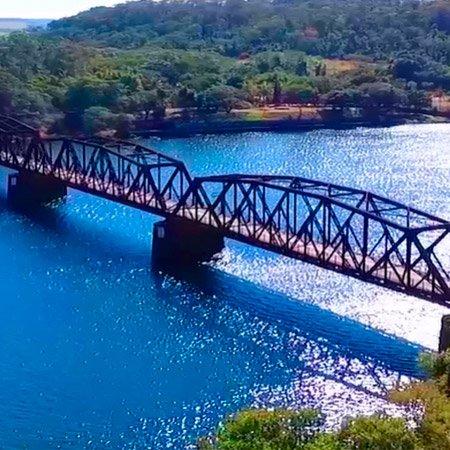 Foto da Ponte do Rio Grande