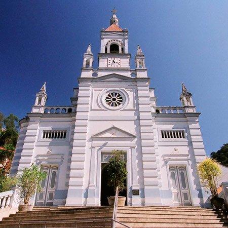Foto da Igreja Matriz de Santa Teresa