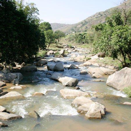 Foto do Parque das Cachoeiras