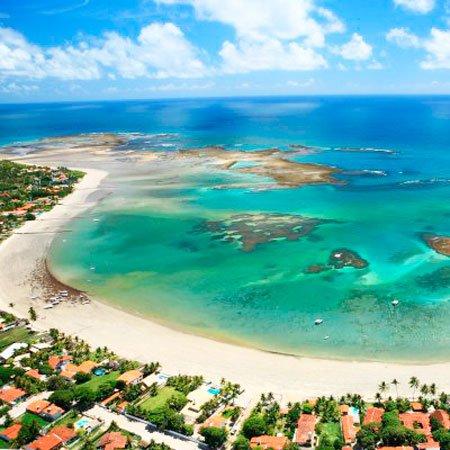 Foto da Praia de Ipojuca