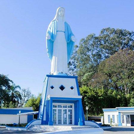 Estátua Nossa Senhora das Graças