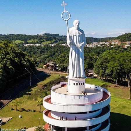 Monumento ao Frei Bruno