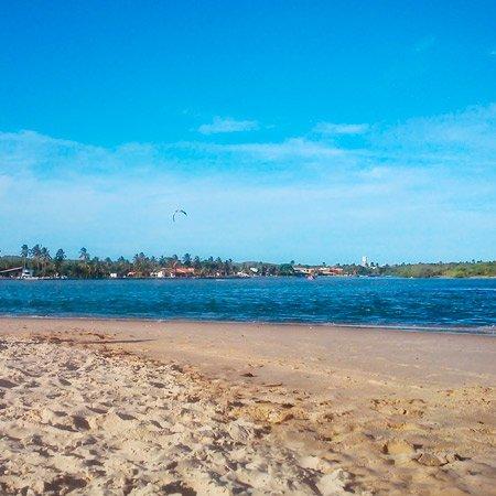 Foto da Praia de Buraquinho